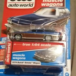 Autoworld diecast limited edition